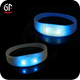 Latest Hot Cheap Wedding Souvenirs Motion Activated Glowing LED Silicone Rubber Bracelet