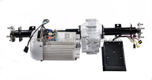 3 Wheel Motorcycle Electric Motor Kit Trike Traction Motor