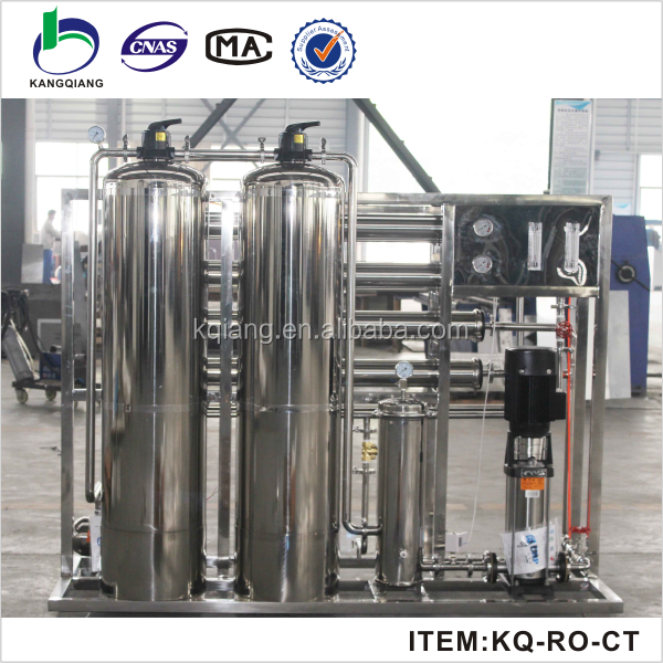 High quality water softener unit manufacturer