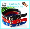 Pet Classic Solid Color Nylon Dog Collar and Leash