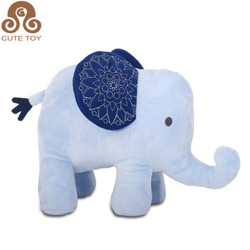New Fashionable Soft Fat Elephant Stuffed Animals With Great Price