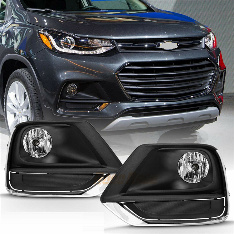 2017 2018 2019 For Chevrolet Chevy Trax Tracker Fog Lights