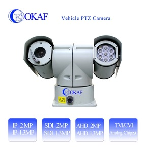 HD IP/SDI/AHD/Analog outdoor security CCTV PTZ camera for surveillance