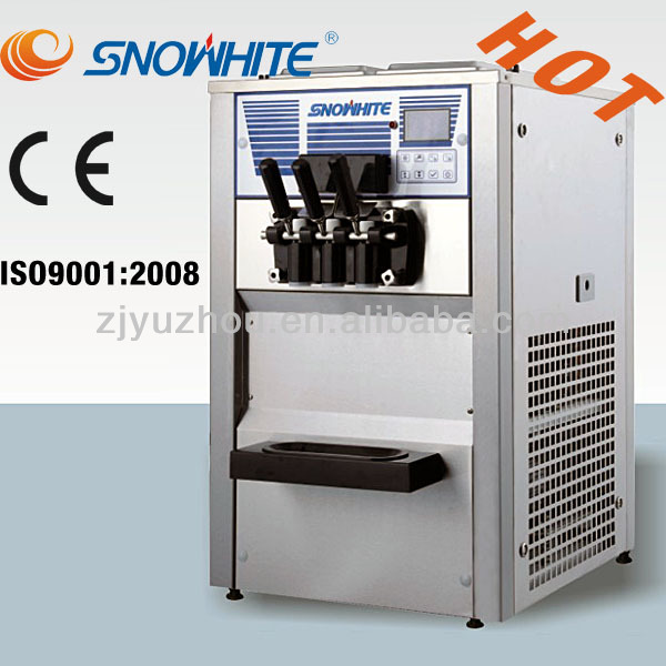 ETL certificate Frozen Yogurt Machine for frozen yogurt and Ice cream stores 225/225A