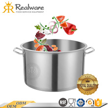 Zhenghua Realware hotel and restaurant supplies hot new products induction stock pot cookware set german commercial