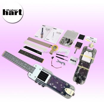 Diy Du-one String Synthesizer Ukulele Guitar Midi Controller Arduino Kits -  Buy Diy Guitar,Midi Controller,Arduino Kits Product on Alibaba com