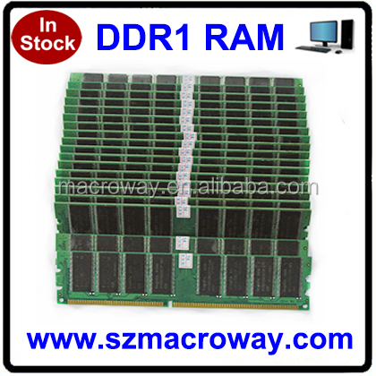 Original desktop ddr 333 400 mhz 1gb memory ram