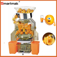 Smartmak 2000A-2 cheapest making machine orange juicer industry