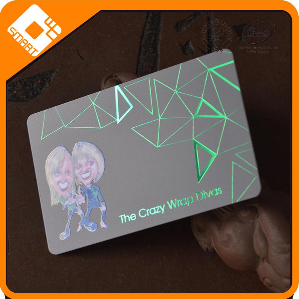Pvc Screen Printing Custom Earring Cards With Logo