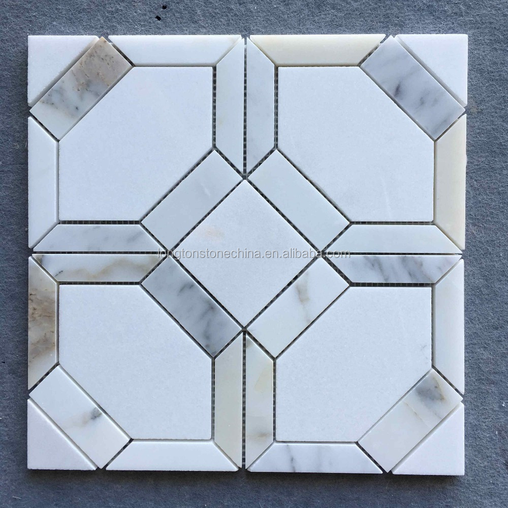 Calacatta Hexagon Tile, Calacatta Hexagon Tile Suppliers and ...