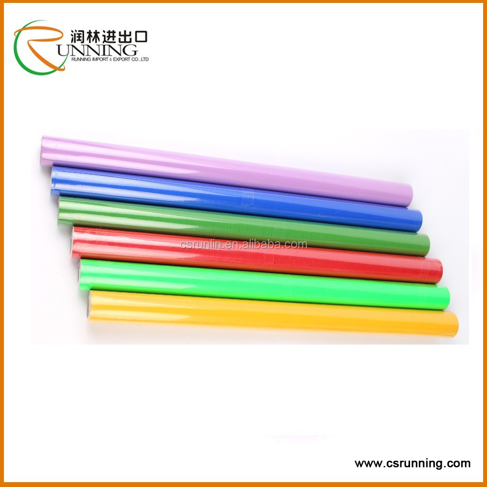 rainbow colors self adhesive foil shelf liner drawer liners