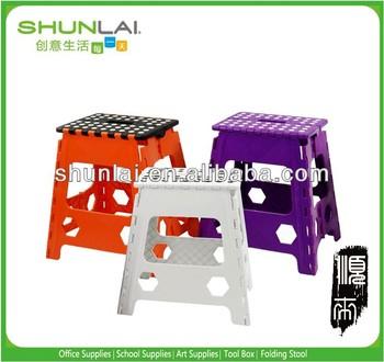 Factory Sale Plastic Folding Step Stool For Children Buy