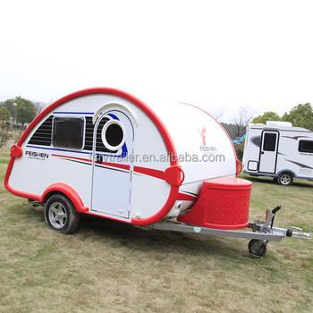 Teardrop Caravan Fiberglass Sandwich Panel - Buy Caravan,Camper Trailer  Product on Alibaba com
