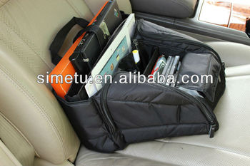 mobile office organizer in car front seat mobile office organizer car organizer buy car. Black Bedroom Furniture Sets. Home Design Ideas