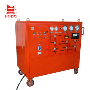 HMLH-7Y Vacuum pump SF6 Gas recovery Discharging Injection Recycling Device
