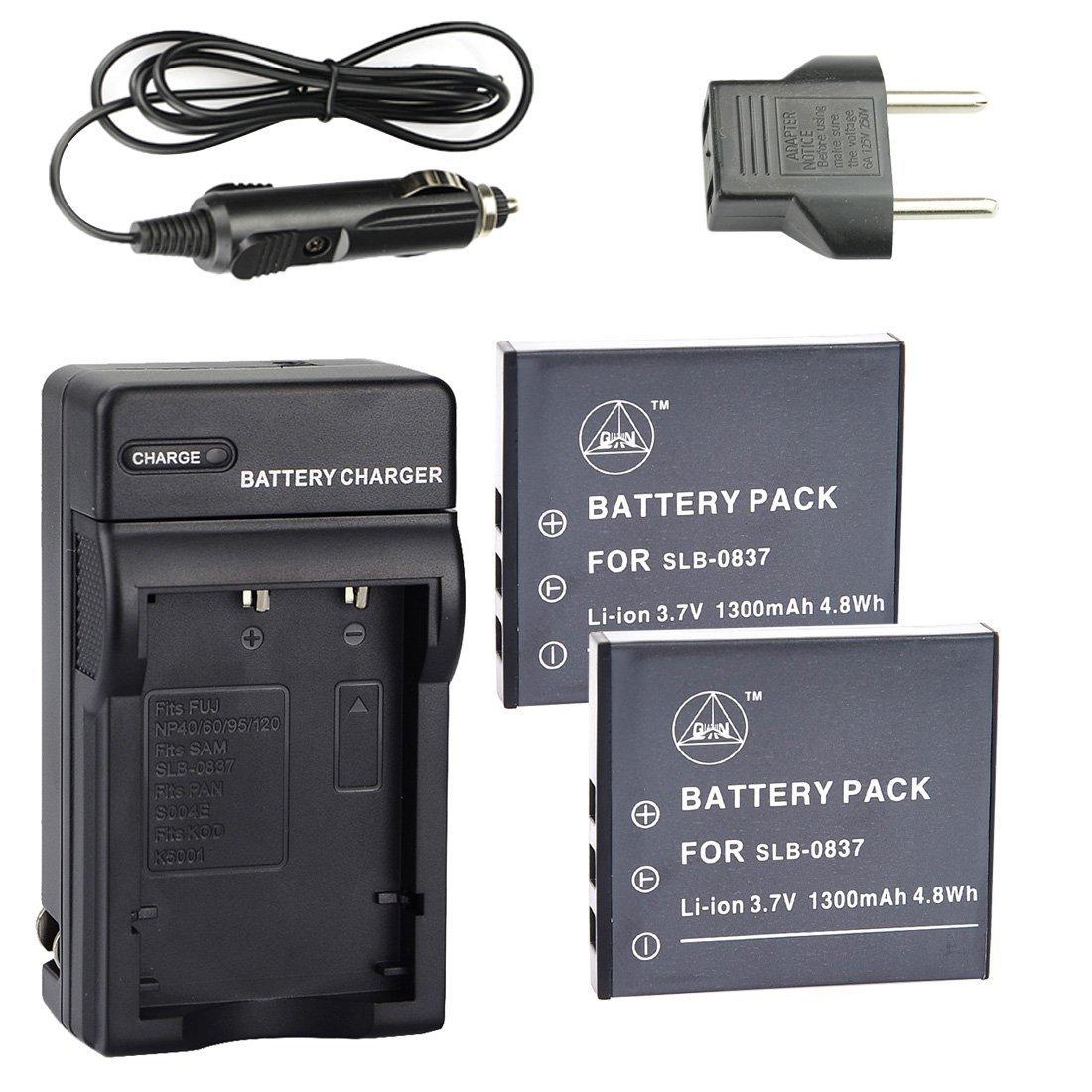 NV11 NV18 L70 NV3 NV12 NV8 L370 L730 L830 L74 L73 NV10 NV5 P83 Digital Camera NV7 OPS i7 ABC Products/® Samsung SUC-C2 SUCC2 USB Cable Lead Cord // Battery Charger for Digimax i5 i50 L80 i85 L83T L83 i6 i70 NV20 L735 NV15 i7b