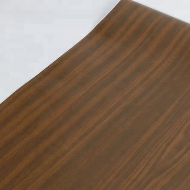 45cm <strong>grain</strong> of wood and strong adhesion wallpaper table or home decor