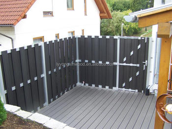 Wooden Composite Fence Slats Buy Wooden Composite Fence