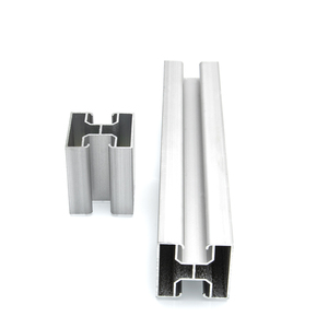 Commercial and home use solar panel bracket, aluminum mounting structure for solar panel
