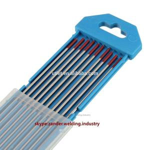 Thoriated (Red) WT20 Best tungsten electrode for aluminum