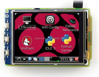 Raspberry Pi Touch Screen 3.2 Inch TFT LCD With XPT2046 Controller 320*240 Pixel For Any Revision Of Raspberry-pi