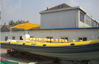 ILIFE 10.5M superior quality passenger rigid inflatable rib boat for sale