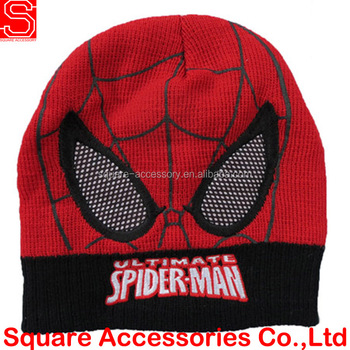 Custom Jacquard & Embroidery Knitted Hat/Cap Beanie Hat