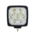 Heavy duties LED work light EMC work light 35W E-mark approved square LED light for agriculture, off road, mining vehicles