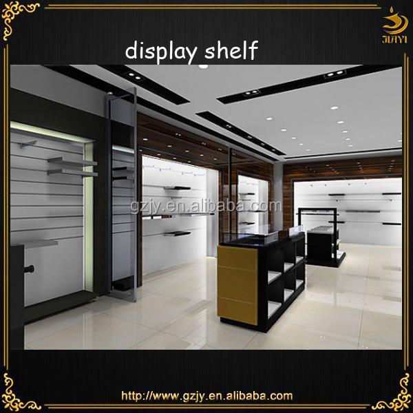 Modern style mall kiosk ideas for garment shop interior design ...