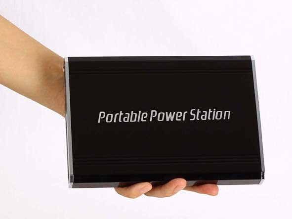 Global trade external battery for laptop 12V external battery pack
