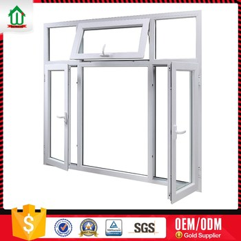Hexagonical Home Design Window Frame