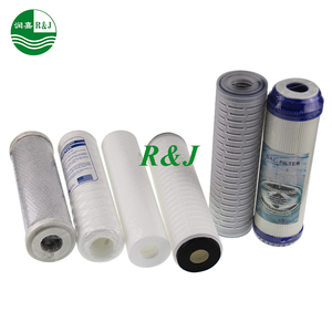 Water filter cartridge cotton with high quality