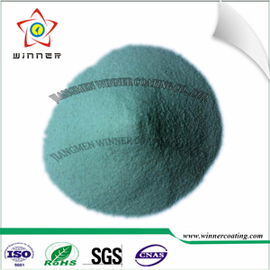 Outdoor Road Barbed Wire/Highway guardrail/Fence use anti UV/Weather Resistant Polyester type Powder Coating paint