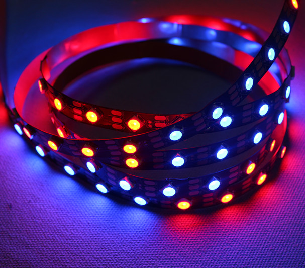 Led Reel Ring Rope Tape Light Aluminum Dmx Rgb Bar Ip68 30 60 M Ws2812B  ws2812b led strip india