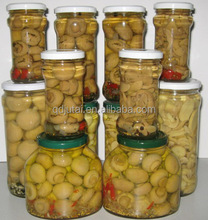 Wholesale High Quality cooked canned mushrooms