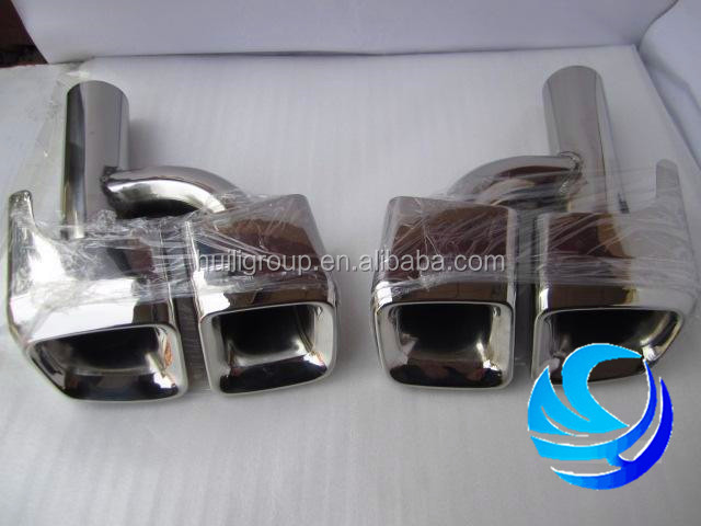 Auto industry exhaust muffler pipe tip for car exhaust system
