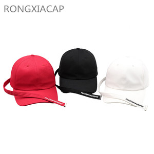 Multi Color Blank Long Strap Baseball Cap Wholesale
