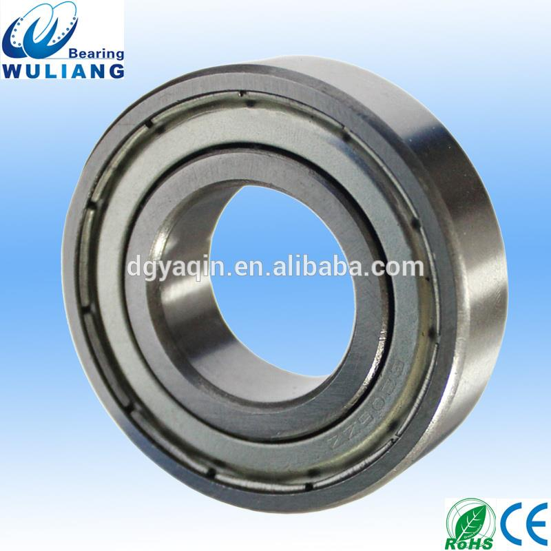 China Supplier Top Quality Deep Groove Ball Bearing 6205z