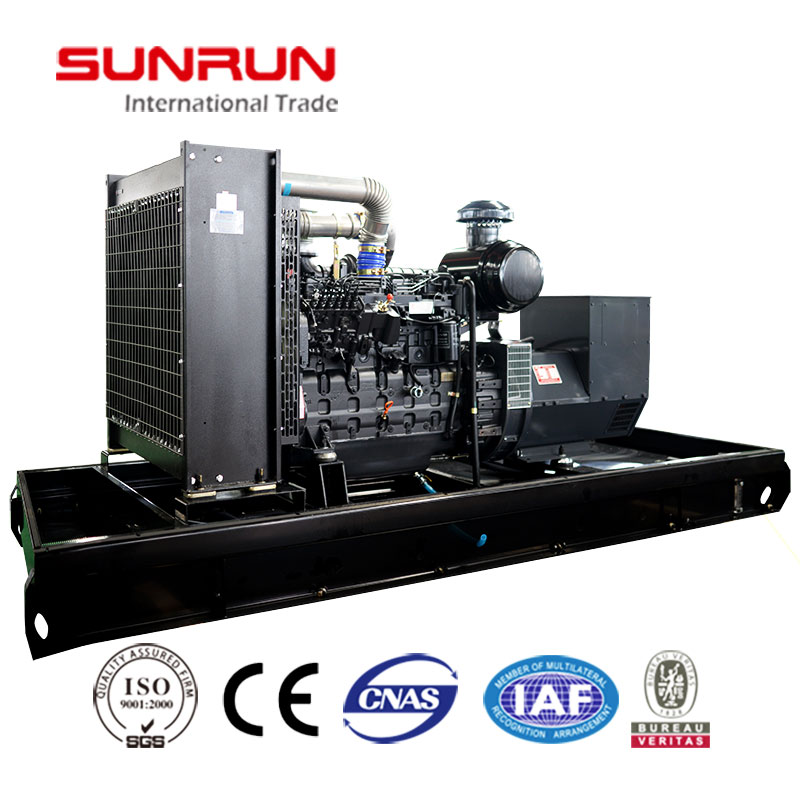 german made water cooled 200kw generator best price