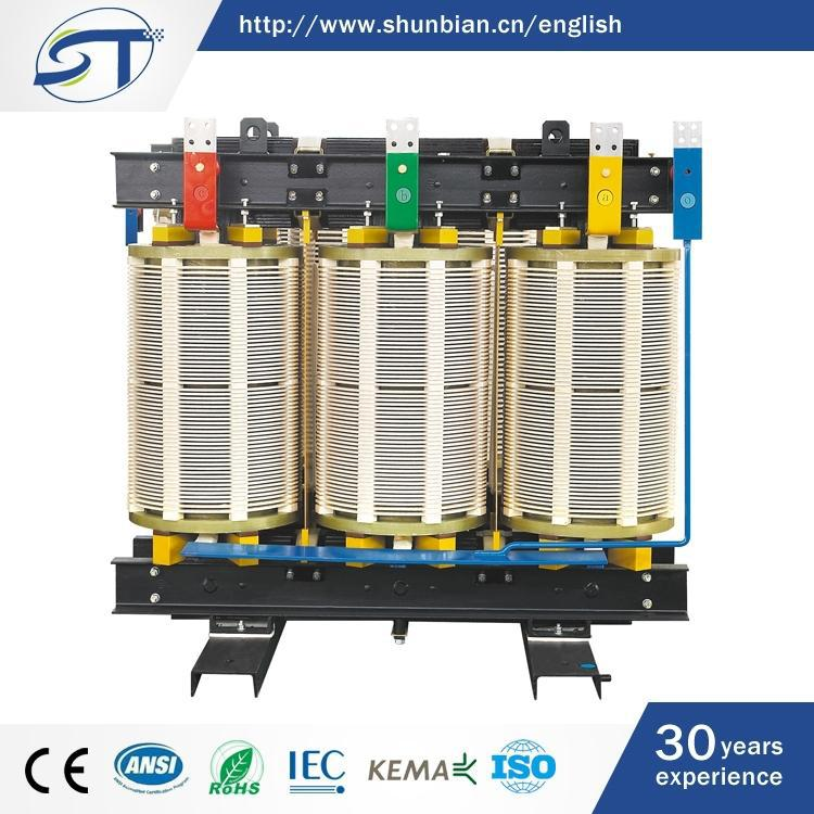 Best Selling Electrical Equipment 3 Phase Dry Type Transformers Mva Kva