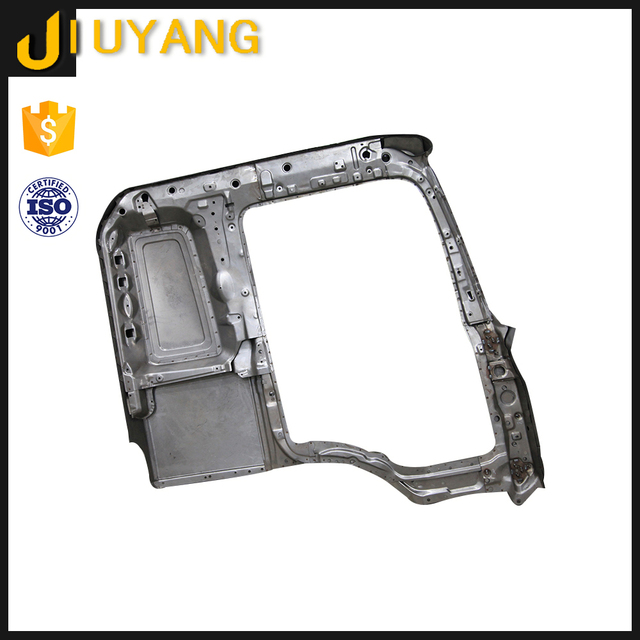 Front door frame upper plate truck cabin body parts side panels assy