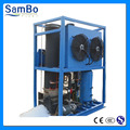 Sambo Automatic control tube ice making machine for hotels and drinks