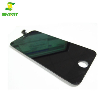 Black touch screen digitizer panel replacement screen Lcd display assembly for iphone 5C