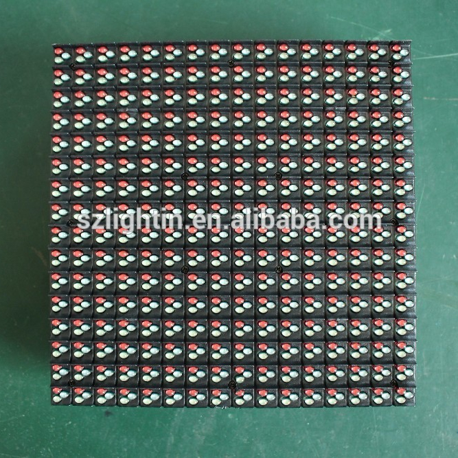 SmartMatrix with 1/4 scan hub75 panels - SmartMatrix Shield
