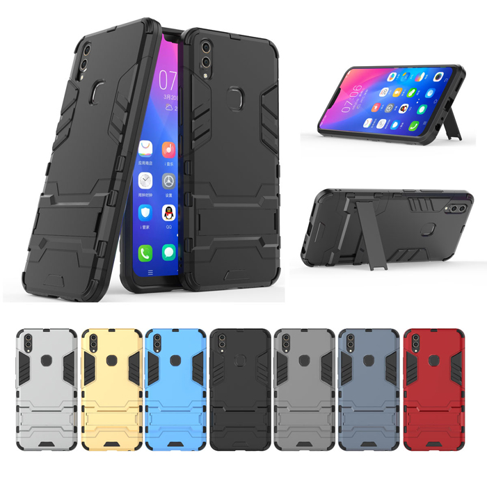 separation shoes 14fac e99d8 Amazon Hot Selling Armor Robot Case For Vivo V9 Luxury Golden Skin With  Powerful Tv Stand Cover For Vivo 9 Case Phone - Buy For Vivo 9 Case,For  Vivo 9 ...