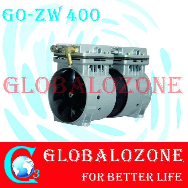 GO-ZW400 Ozonator spare parts silent electric air compressor
