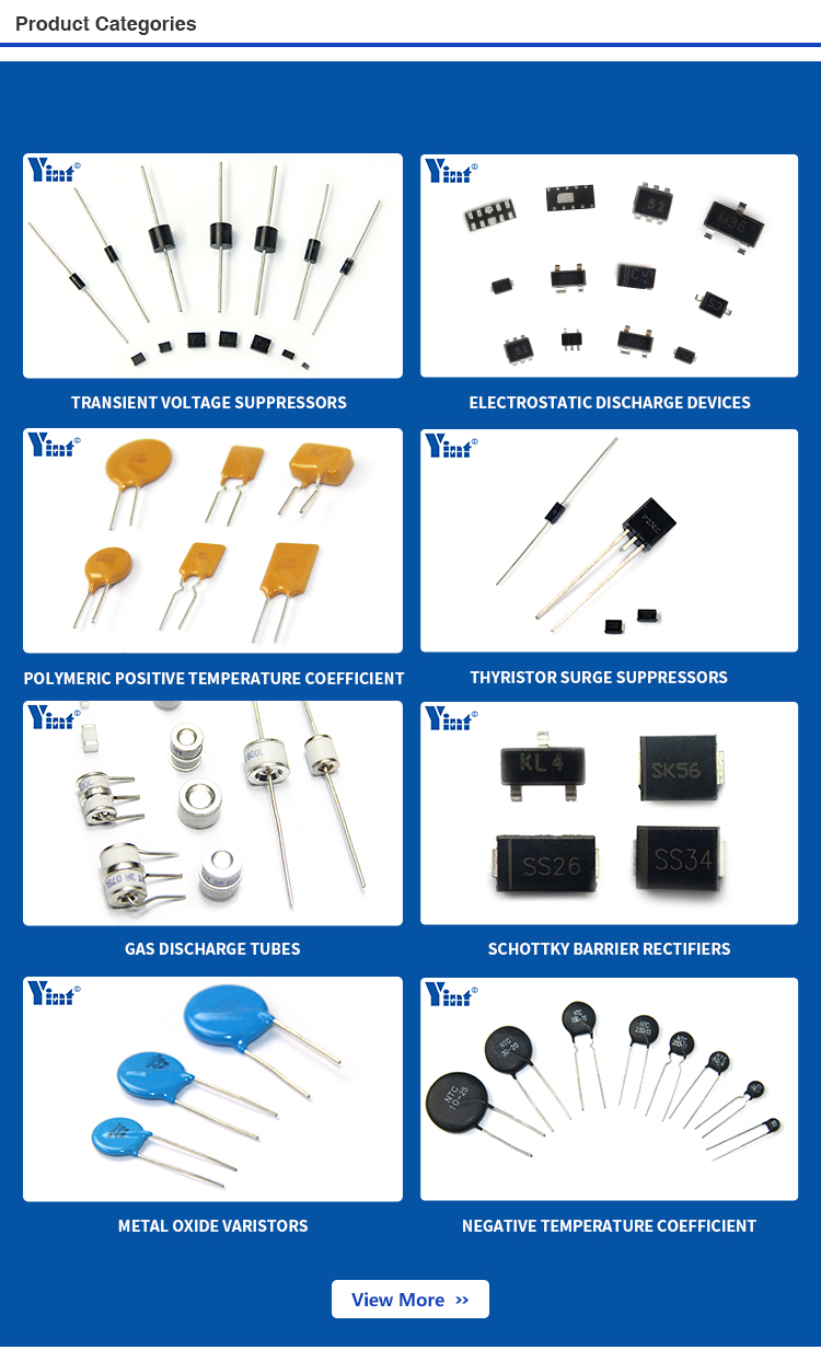 ESD5V0D5 SOD523 5V ESD protection diodes Uni-derectianl TVS (Transient Voltage Suppressor) HBM and CDM chinese components