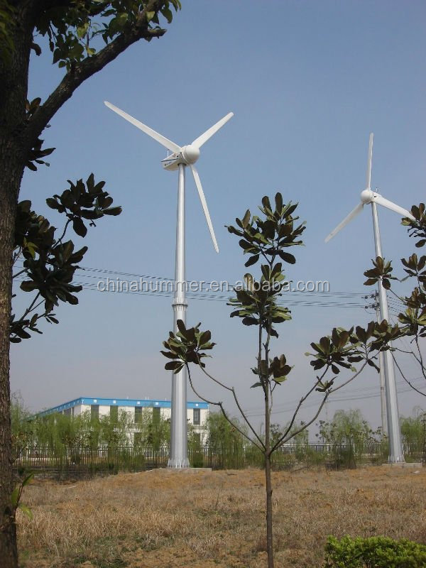 renewable energy wind power 50kW wind mill turbine/wind generator for sale