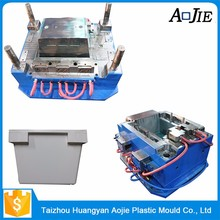 Factory Special Design Plastic Crate High Quality Used Injection Molds For Sale