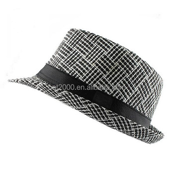 Walmart Summer Hat Casual Panama Men Straw Hat Beach Fashion Hat For